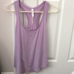 Lululemon Purple Tank